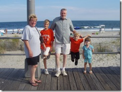 My parents and the kids in Ocean City-2